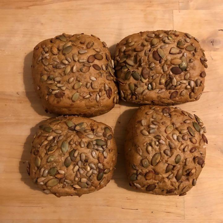 Bread buns