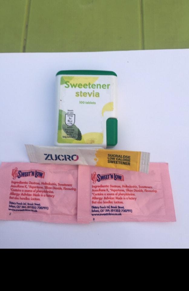 Sweeteners