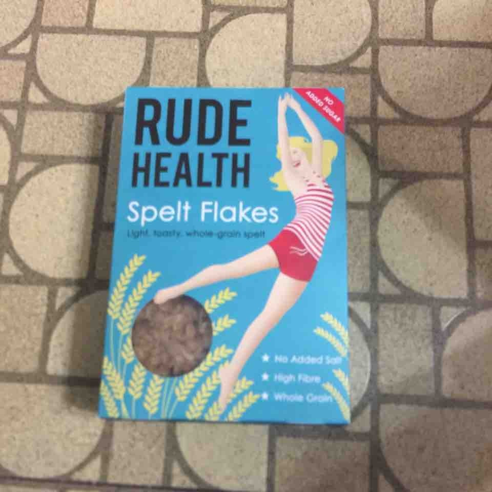 Rude Health Spelt Flakes (300g)