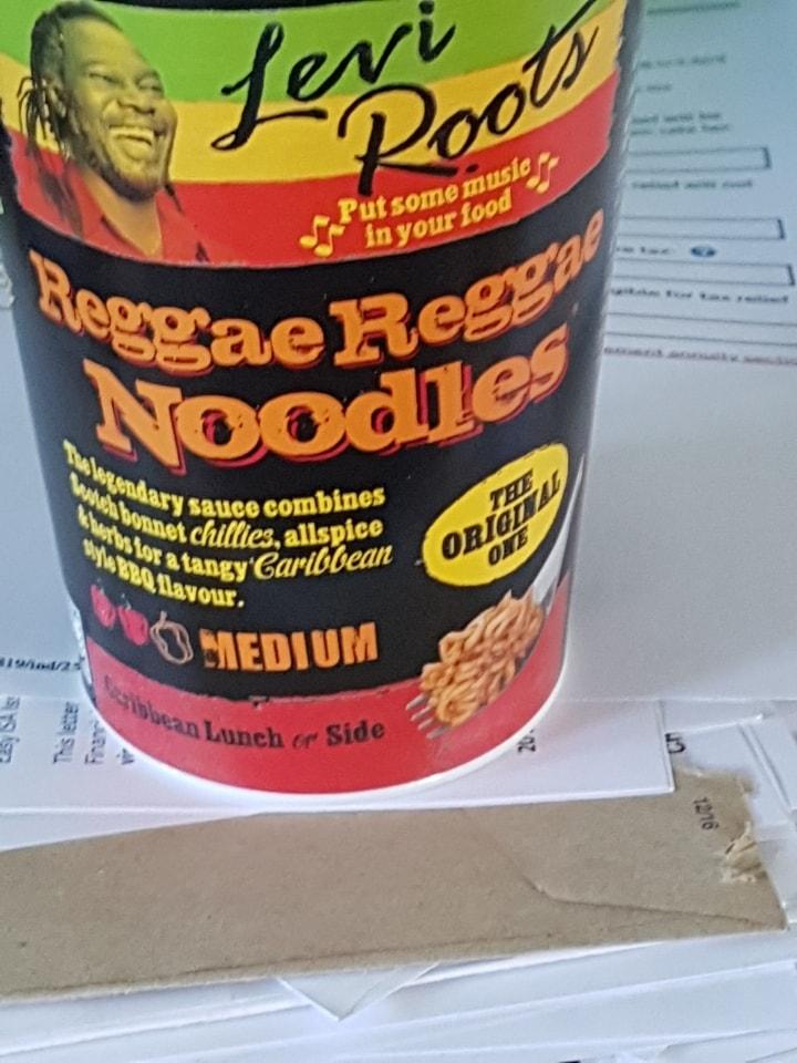 reggae reggae noodles.