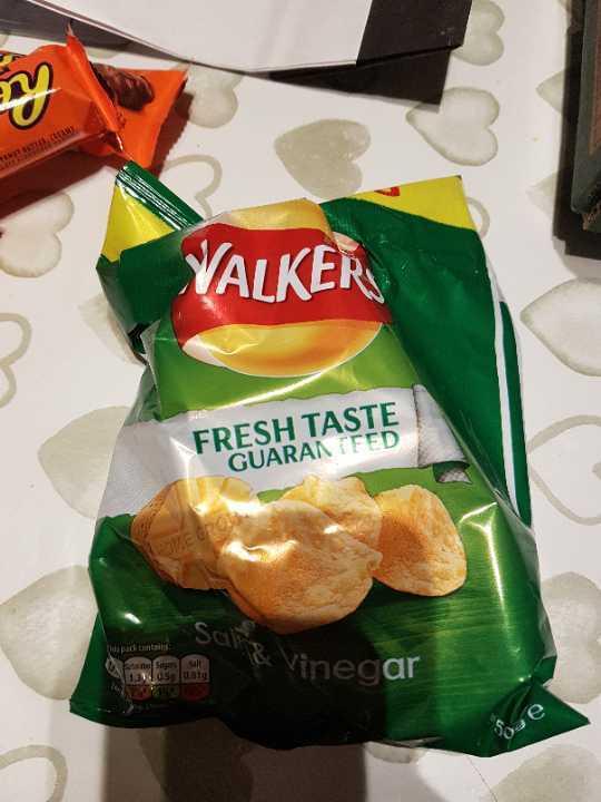 Salt and vinegar grab bag