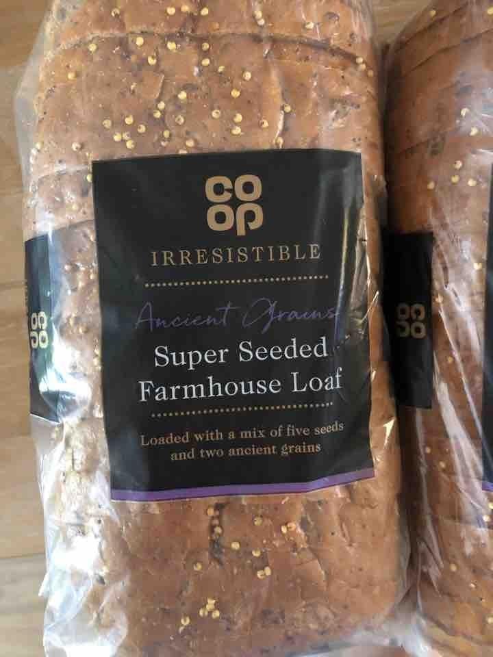 Super seeded farmhouse