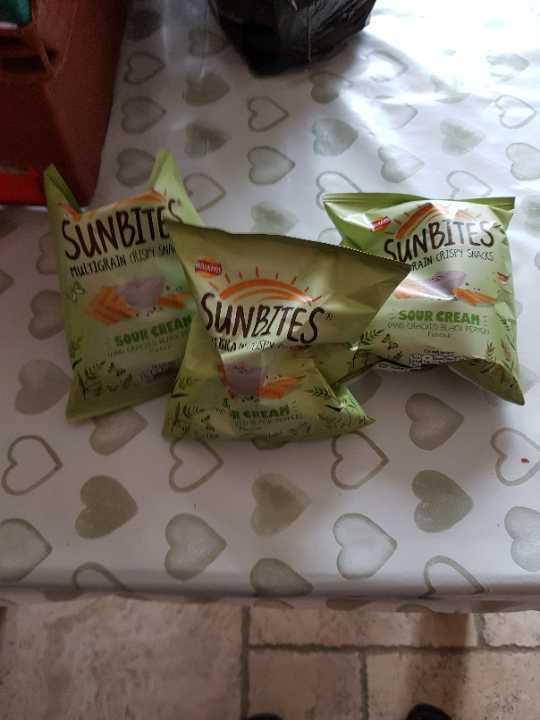 Sunbites sour cream