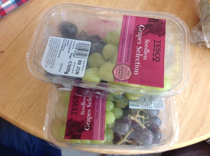 Seedless grapes selection from Alliance