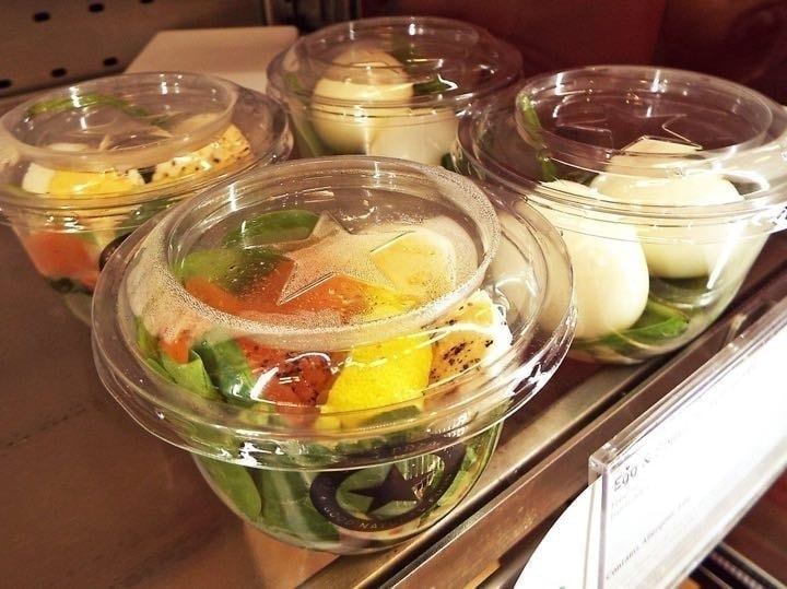 Protein pots from Pret