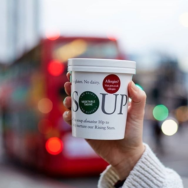 PRET Soups (REQUESTS TO BE MADE ON THE PRELIST)