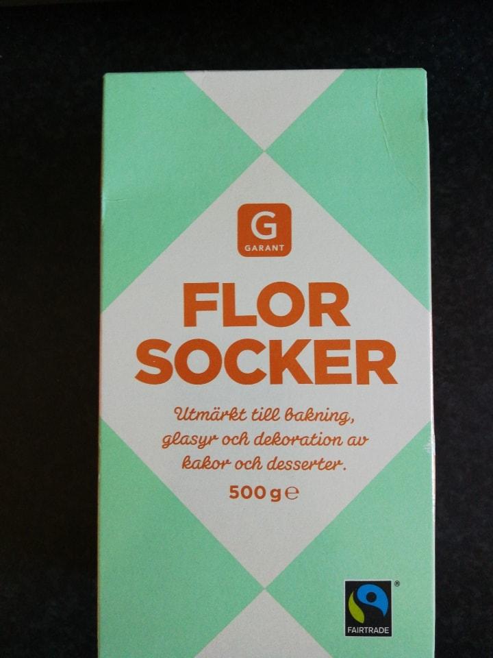 Florsocker