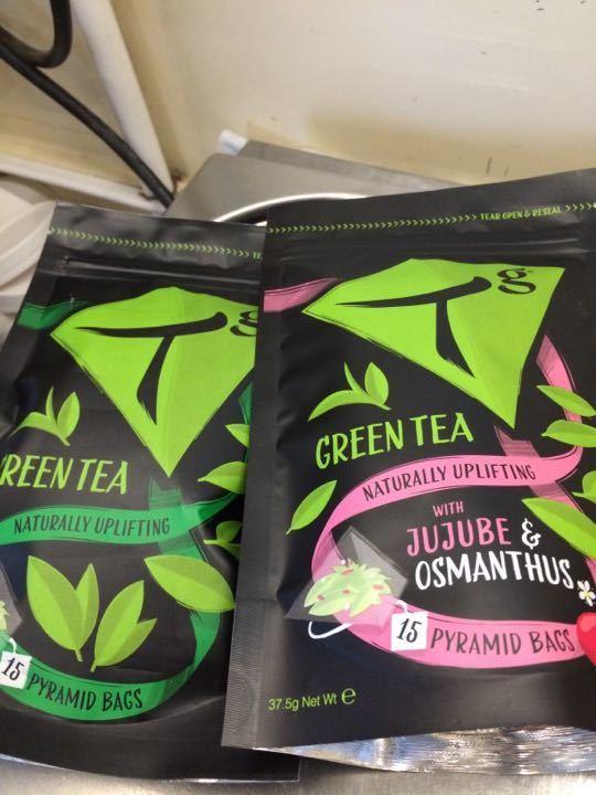 Green Tea bags