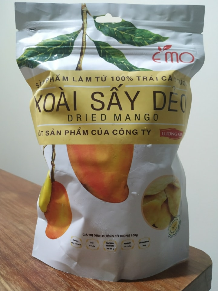 Dried Mango from Vietnam