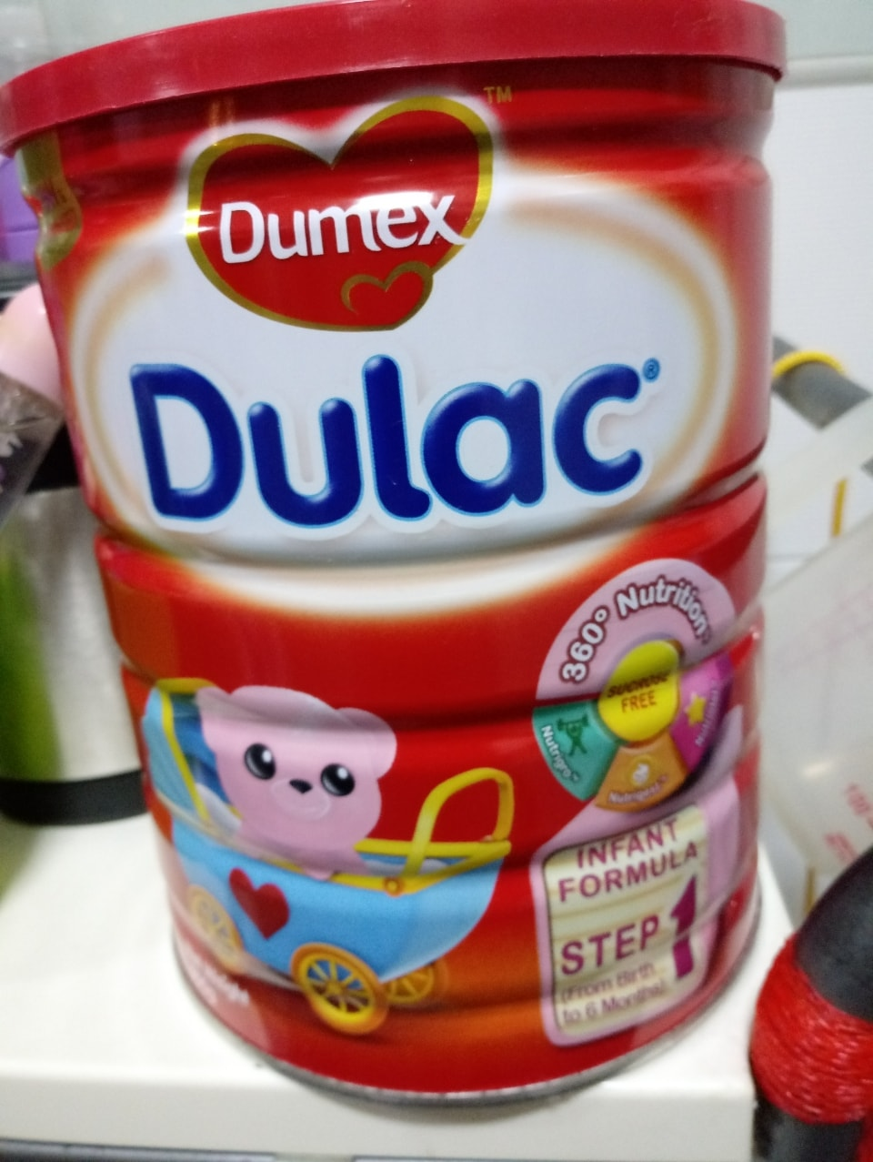 Dulac Infant Formula (birth to 6 months)