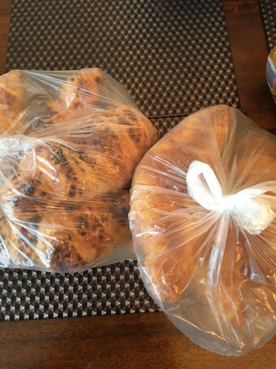 Pastries courtesy of Tesco Southgate