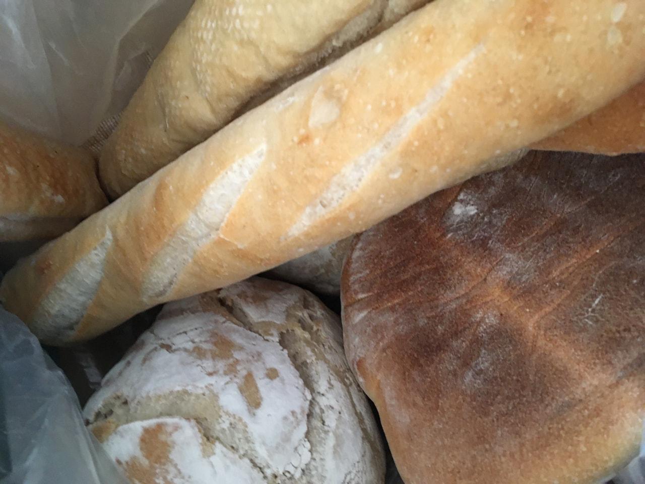 Soderberg bread