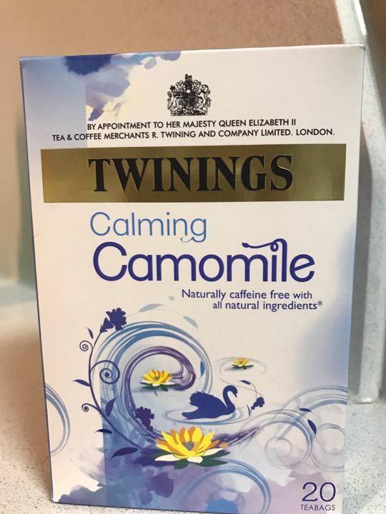 Twinings Calming Camomile Tea 20 Tea bags