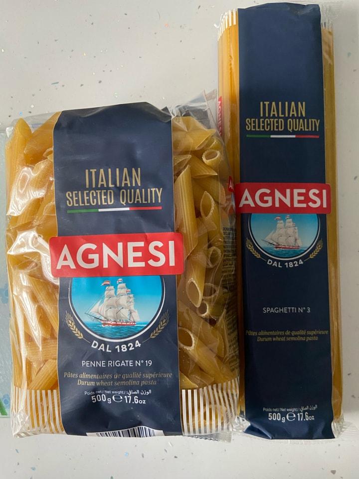 Pasta and Spaghetti