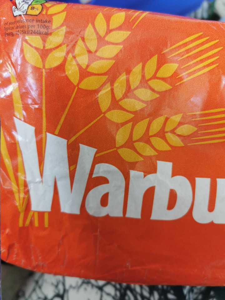 Warburton toastie