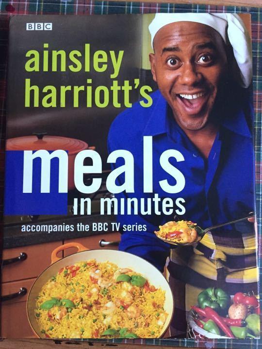 Ainsley Harriott's Meals In Minutes Hardback Book