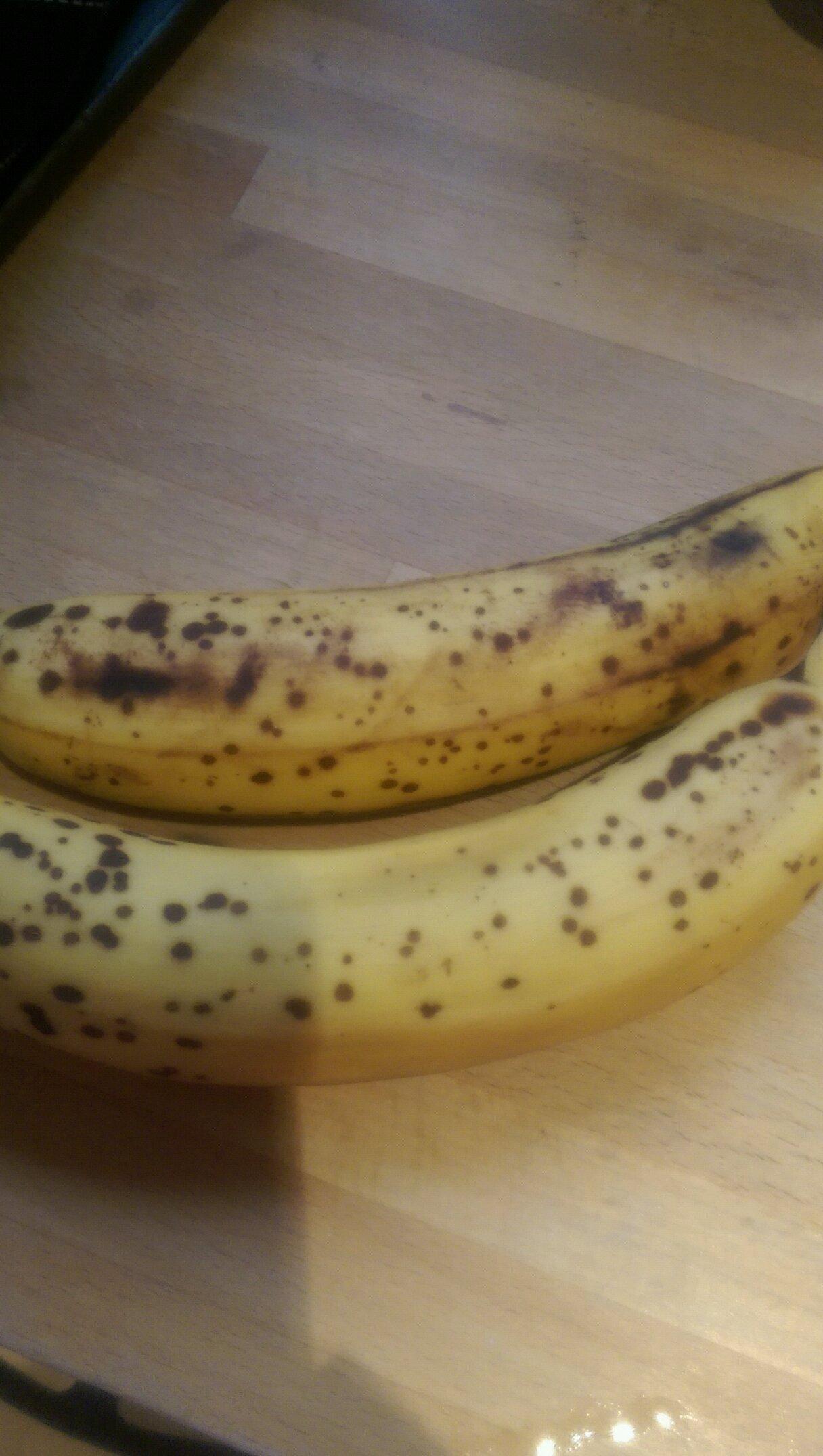 Squidgy bananas