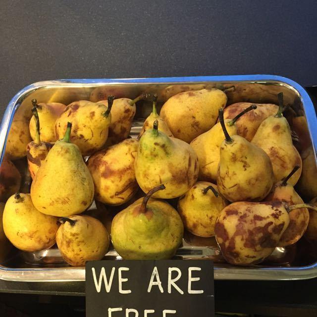 FREE - Organic Guyot Pears