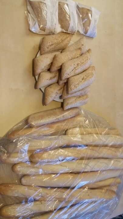 Pret a Manger - fresh bread