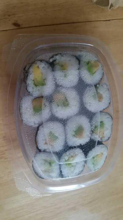 Sushi maki from Bento