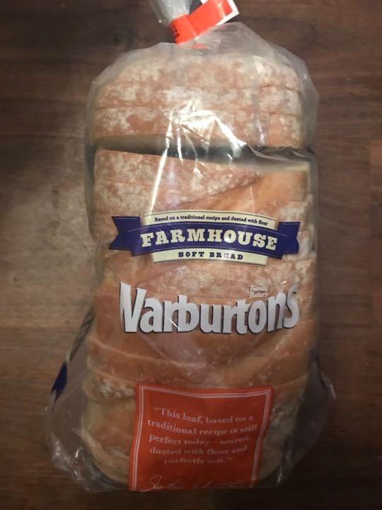 Small warbutons mini farmhouse soft bread loaf