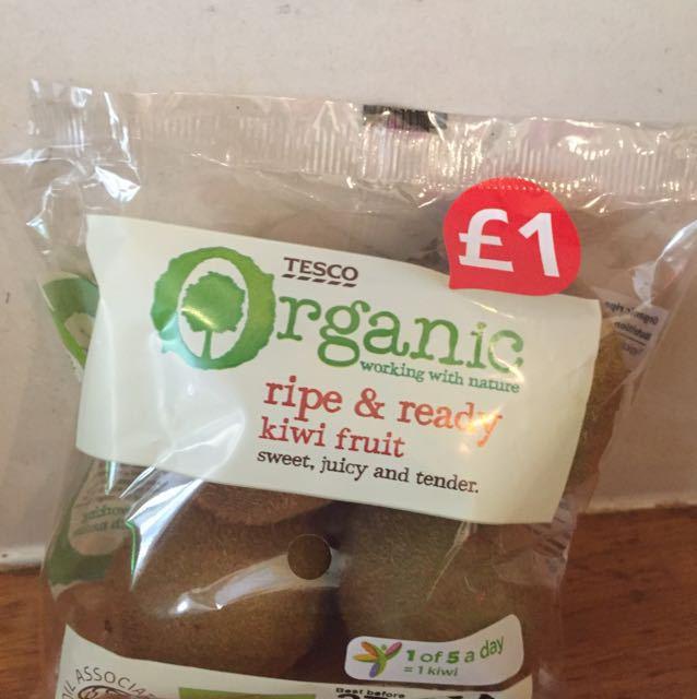 2 kiwi fruit Organic