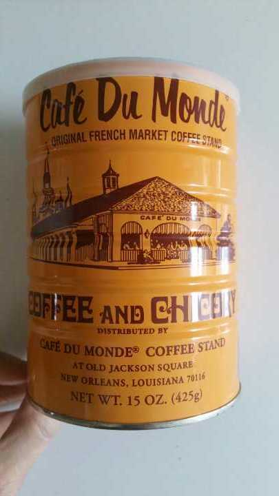 French coffee: 425g