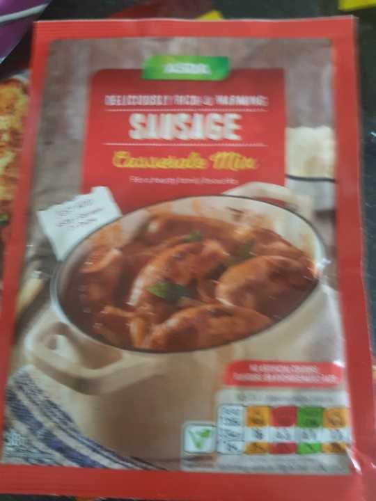 SSausage casserole seasoning
