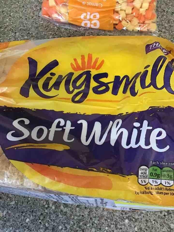 White Kingsmill