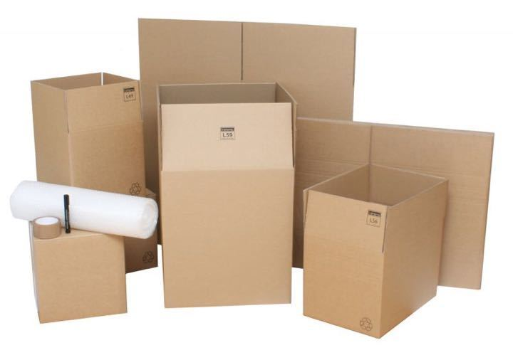 Request: packing boxes