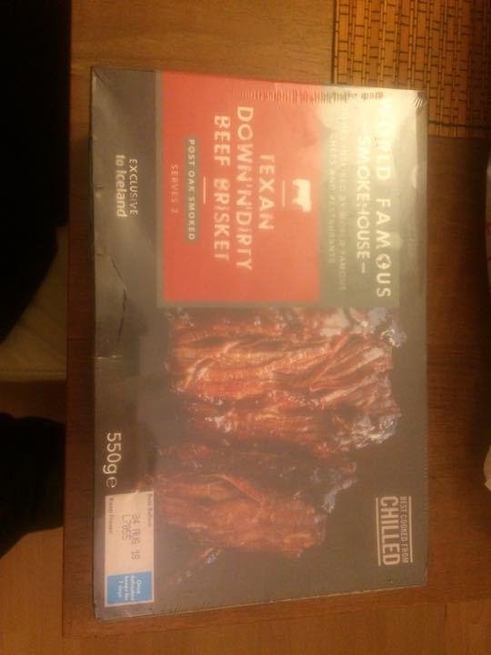 Texan Down'N'Dirty Beef Brisket