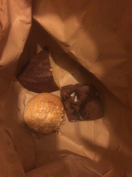 edit - one brownie left
