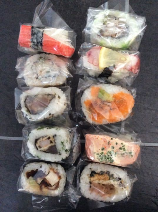 Bento Sushi mix 10