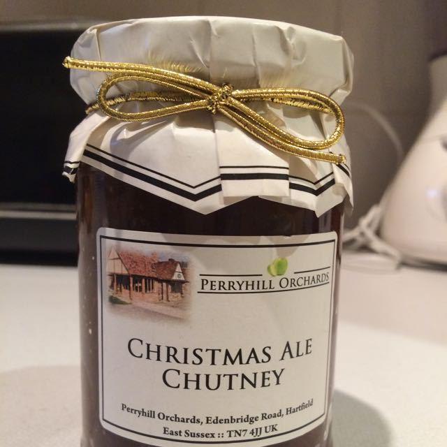 Christmas Ale Chutney