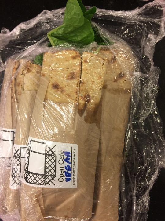 Vegan wraps