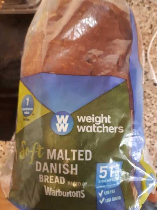 Weight watchers bread