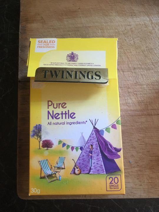 Nettle teabags