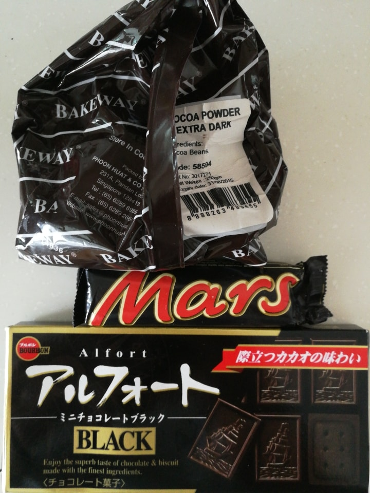 Chocolate-assorted