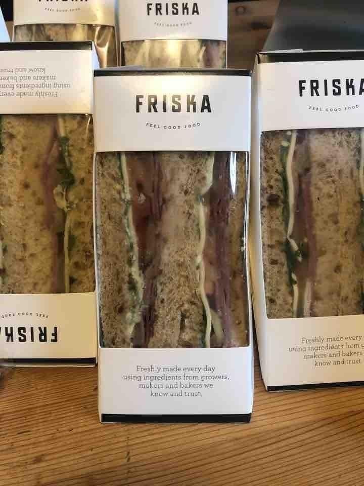 Friska New Yorker sandwiches