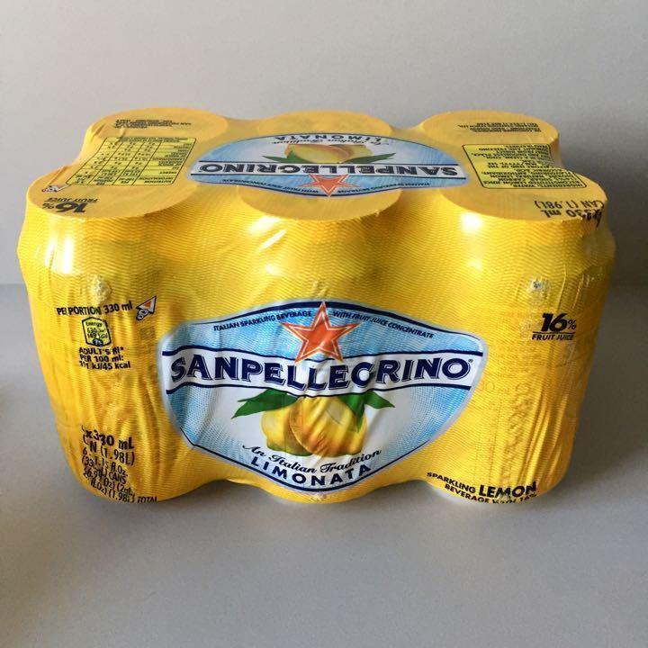 Sanpellegrino Limonata 6 x 330ml