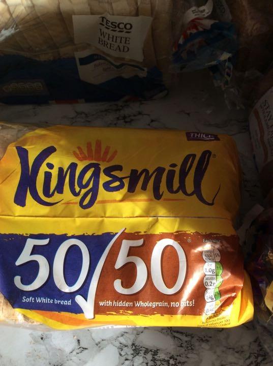 Kingsmill 50/50