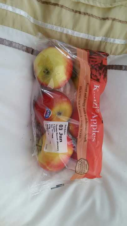 Kanzi apples from Alliance