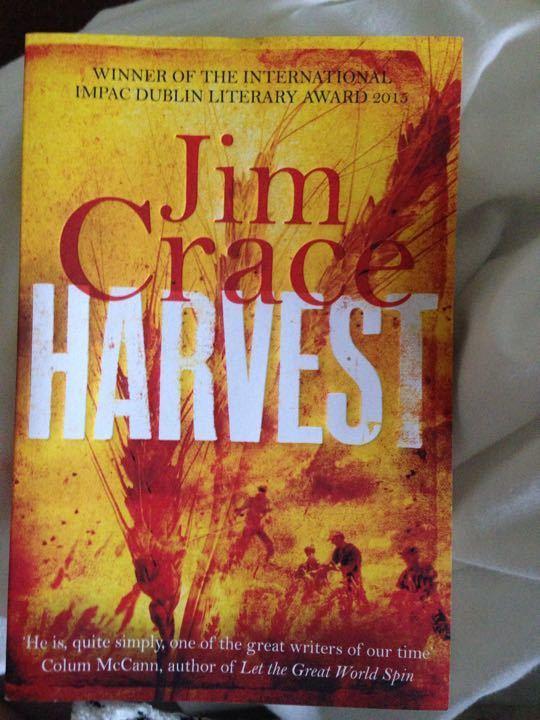 Harvest, Jim Crace book