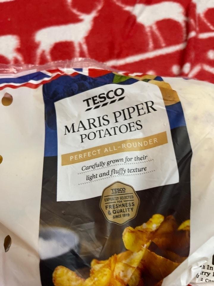 Maris potatoes