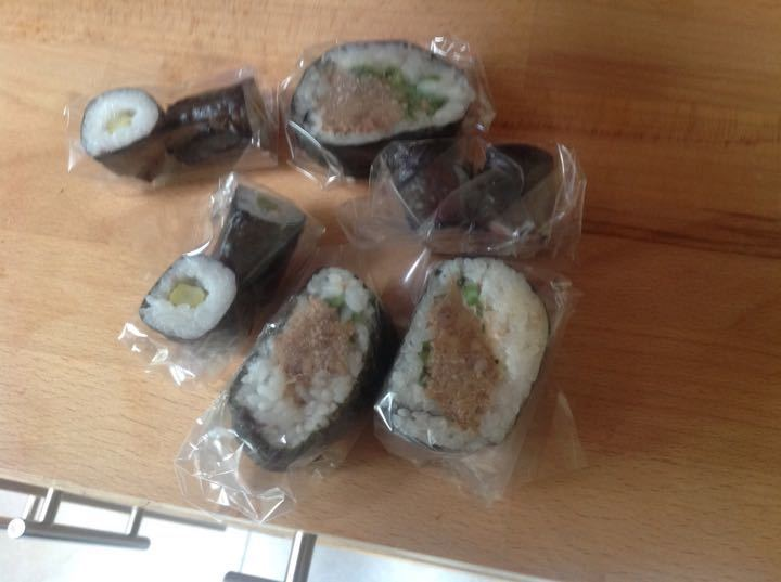 Susgi mix from Bento