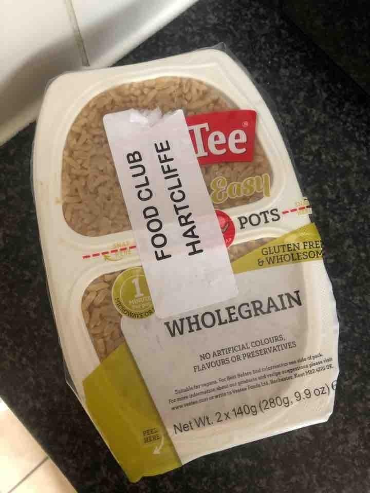 VeeTee wholegrain Rice