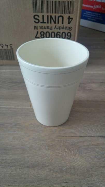 White planter/vase