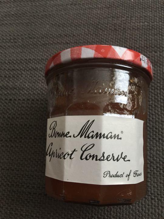 Bone maman Apricot conserve