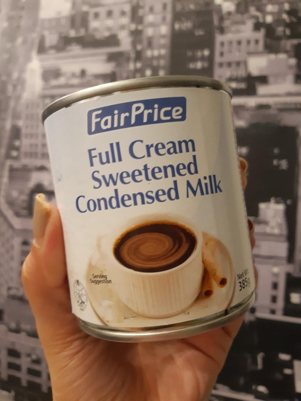 Condensed Milk ( 2 cans)