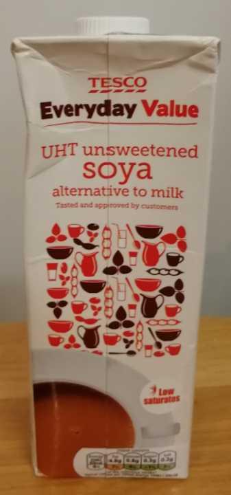 UHT Unsweetened Soya
